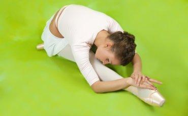 Lesões, fisioterapia e bailarinos