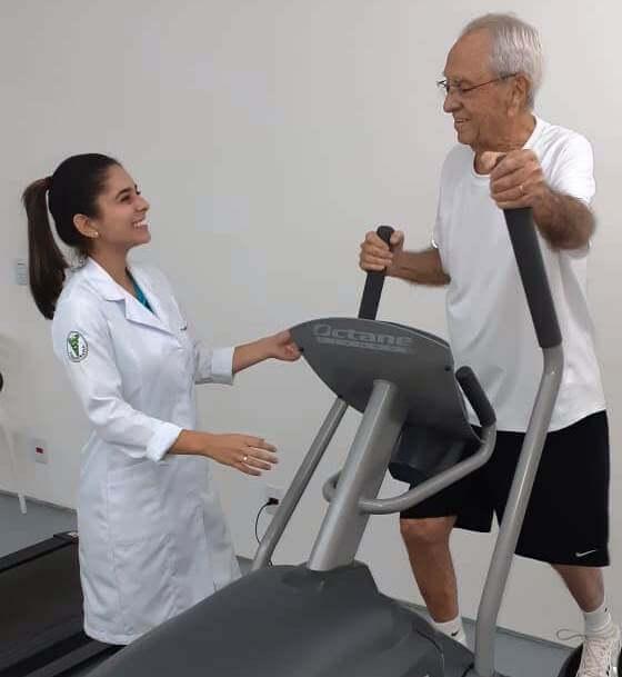 Entrevista da Fisioterapeuta Thalita na Itatiaia